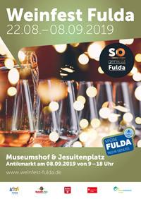 Weinfest Fulda 2019