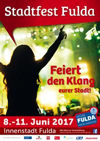 Stadtfest Fulda 2017