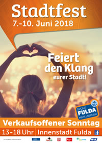 Stadtfest Juni 2018